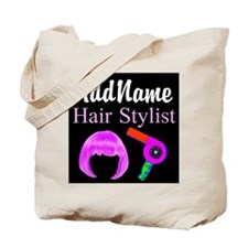 HAIR STYLIST DIVA Tote Bag