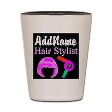 HAIR STYLIST DIVA Shot Glass