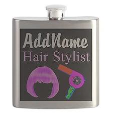 HAIR STYLIST DIVA Flask