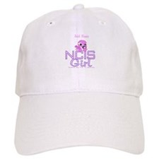 Personalized NCIS Girl Baseball Cap