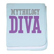 Mythology DIVA baby blanket