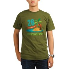 26th Anniversary Paradise T-Shirt
