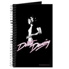 Dirty Dancing Johnny and Baby Journal