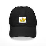 Buff Plymouth Rocks Black Cap