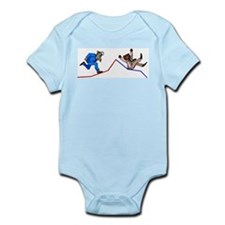 Stock Chart Infant Bodysuit