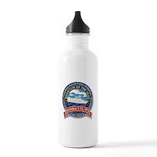 Cool December Water Bottle