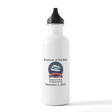 Cute December Water Bottle