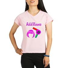 HOT HAIR STYLIST Performance Dry T-Shirt