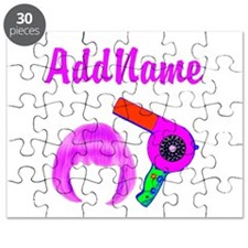 HOT HAIR STYLIST Puzzle