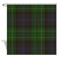 Abercrombie Tartan Shower Curtain
