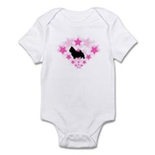 Norwich Terrier Infant Bodysuit