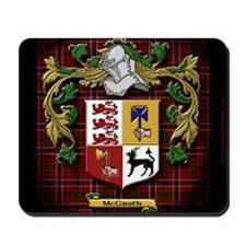Cute Crest Mousepad