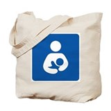 Breastfeeding Friendly Tote Bag