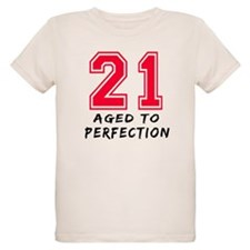 21 year birthday designs T-Shirt