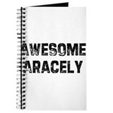 Awesome Aracely Journal