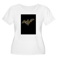 Eye of Newt and Wing of Bat Plus Size T-Shirt