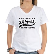 Funny 38th Birthday Shirt