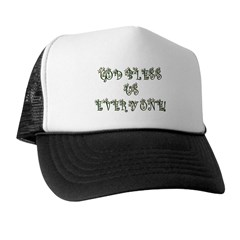 God Bless Us Every One! Trucker Hat