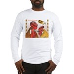Sicilian Buttercup Chickens Long Sleeve T-Shirt