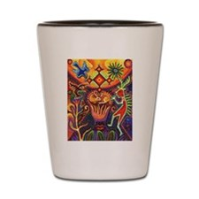 Shaman Red Deer 1 Shot Glass