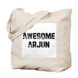 Awesome Arjun Tote Bag