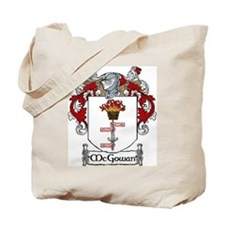 McGowan Coat of Arms Tote Bag