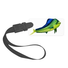Mahi Madness Luggage Tag