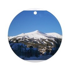 Made In Breck Ornament (Round)