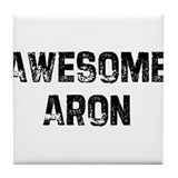 Awesome Aron Tile Coaster