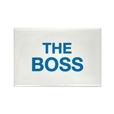 The Boss Rectangle Magnet (100 pack)