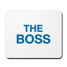 The Boss Mousepad
