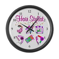 SWANKY STYLIST Large Wall Clock