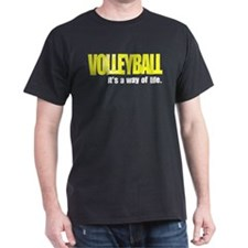 Volleyball Way of Life T-Shirt