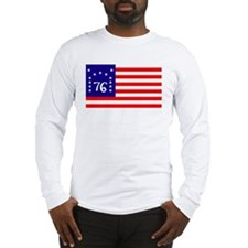 Bennington Flag 1776 Long Sleeve T-Shirt
