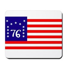 Bennington Flag 1776 Mousepad