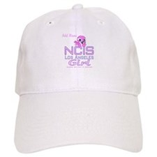 Personalized NCISLA Girl Baseball Cap