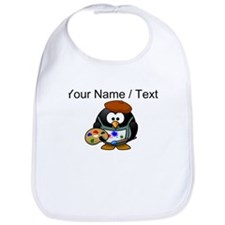 Custom Painter Penguin Bib