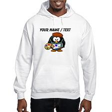 Custom Painter Penguin Jumper Hoody