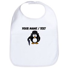 Custom Fancy Penguin Bib