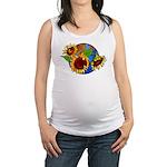 Sunflower Planet Maternity Tank Top