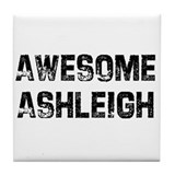 Awesome Ashleigh Tile Coaster