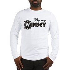 By My Wimsey Long Sleeve T-Shirt