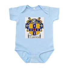 Turner Coat of Arms Infant Bodysuit