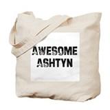 Awesome Ashtyn Tote Bag