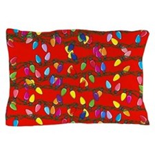 Holiday Lights! Pillow Case