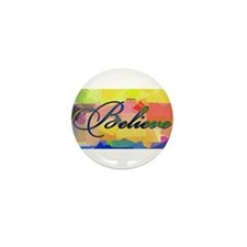 believe color chalk Mini Button (10 pack)