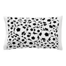 Soccer ball pattern Pillow Case