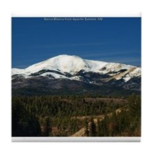 Tile Coaster - Sierra Blanca / Apache Summit
