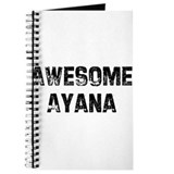 Awesome Ayana Journal