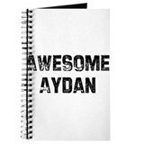 Awesome Aydan Journal